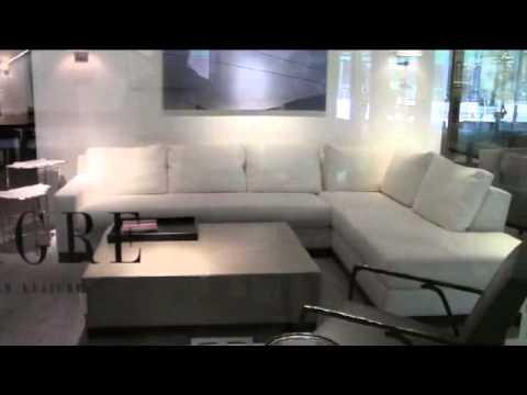 Bradley Interiors Visits Showrooms-Pacific Design Center-L.A-Sutherland,Dakota Jackson