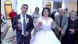 WEDDING, IN YEREVAN  part 5 ( Eduard and Zepyur)  AT ST. SARKIS, URENI RESTAURANT