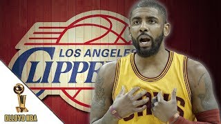 Kyrie Irving Trade To Los Angeles Clippers A Possibility?! | NBA News
