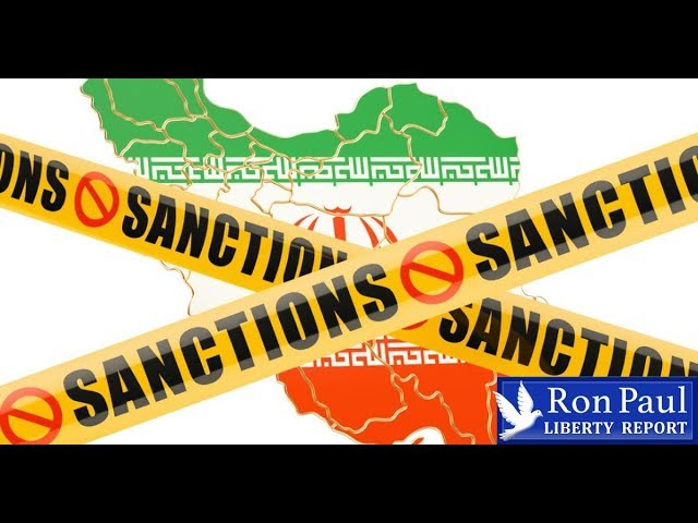 New Sanctions Kick In Trump Declares Trade War On Iran And Eu