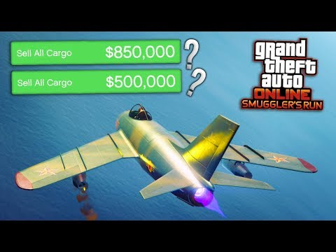 How much money can you earn from the Smuggler's Run DLC? (Payouts Explained)