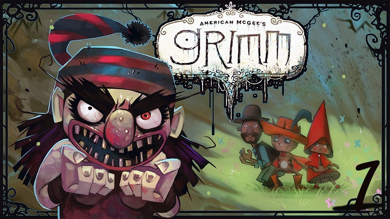 american mcgees grimm