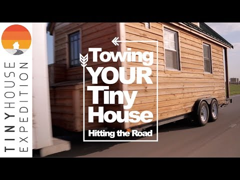 Towing Your Tiny House Pt 2  // How-to Guide From The World's Most Traveled Tiny House
