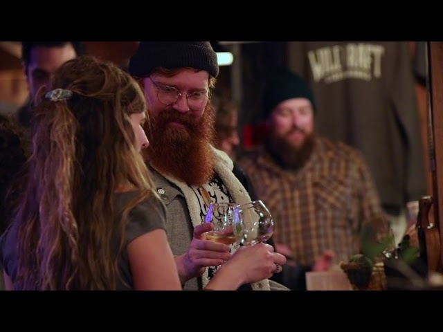 2019 Tap Takeover (Eugene, OR) with WildCraft Cider Works and Mountain Rose Herbs