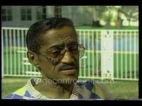 Sammy Davis, Jr. Loves Cocaine