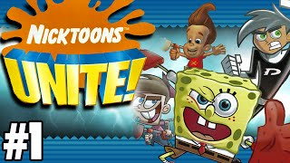 Nicktoons Unite: Jak & Lev (Co-op) - Part 1