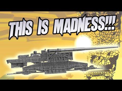 Schwerer Gustav INSANE POWER - Forts Multiplayer Gameplay |
