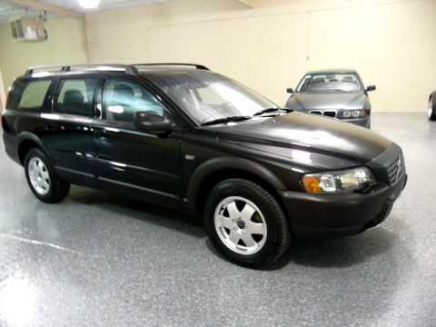 Volvo xc 70 2004