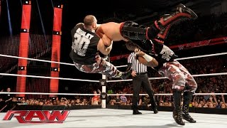 The Dudley Boyz vs. The Ascension: Raw, November 16, 2015