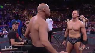 Lavar Ball and Lamelo Ball on WWE Raw WWE Smackdown