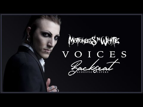 Motionless In White - Voices (Take The Backseat, Casey - Acoustic Cover)