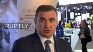 China: Tula governor Dyumin hails Chinese carmaker Haval investing in Russia