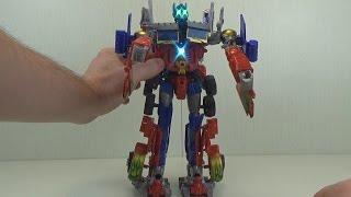 Игрушка Трансформер Оптимус Прайм Transformation Truck Optimus Prime(Трансформер Оптимус Прайм 20111-1 Игрушка предоставлена интернет-магазином