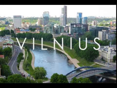 Development of Vilnius city