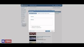 Как добавить видео в группу в контакте (для club 5374)(, 2011-06-23T16:54:21.000Z)
