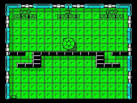 Batty Walkthrough, ZX Spectrum