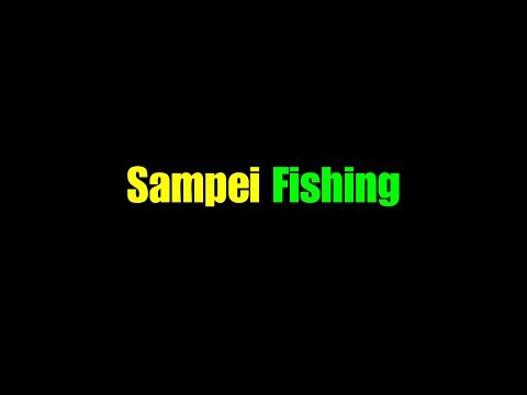 This Is Sampei Fishing