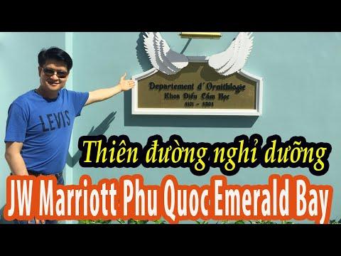 JW Marriott Phu Quoc Emerald Bay   Thiên đường nghỉ dưỡng ở đảo ngọc Phú Quốc