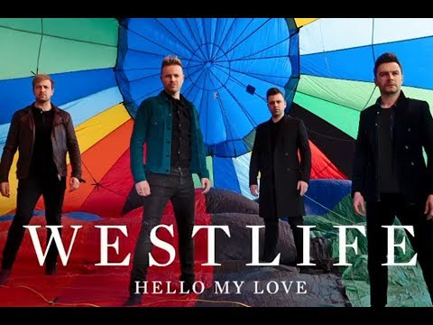 Westlife Hello My Love First Single 2019