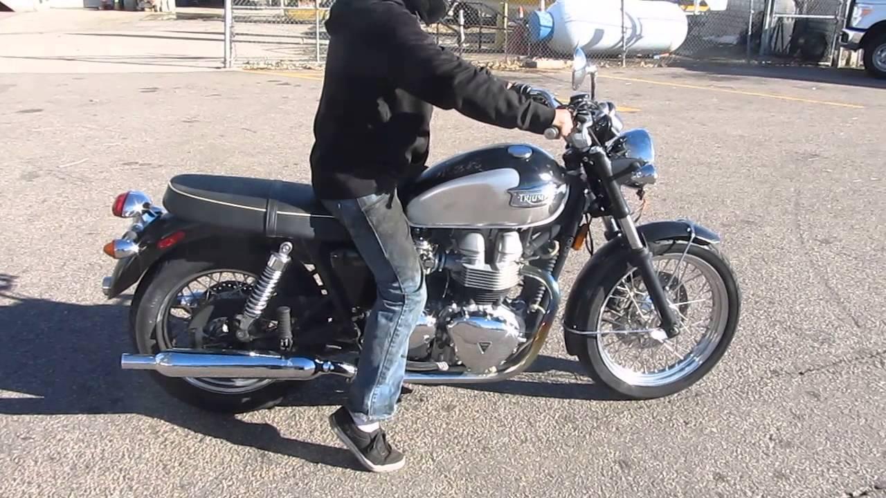 2001 2008 Triumph Bonneville T100 Motor And Parts For Sale On Ebay