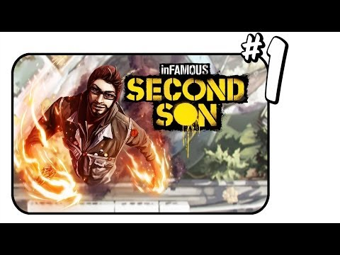 Infamous Second Son | Ep.1 | Doing it for Betty