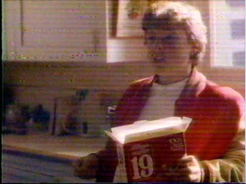 Product 19  Cereal Commercial starring Jeff Cohen, a.k.a. Chunk from Goonies 1988