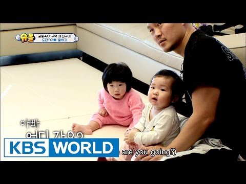Congratulations to the new addition of Joy's family [The Return of Superman / 2016.12.04]