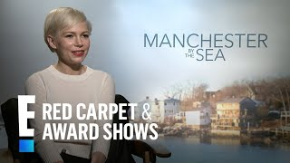How Michelle Williams Perfected a Boston Accent | E! Live from the Red Carpet