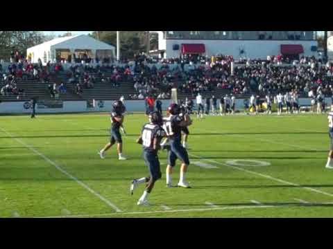 Richmond Spider Football Ty Sullivan & Patrick Weldon 2009