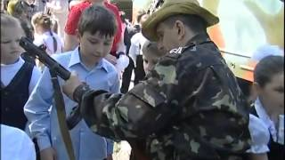 ТК Донбасс - Урок патриотизма для школьников
