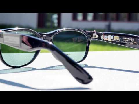 Solar Glasses Generate Solar Power | QPT