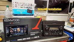 SiriusXM Tuner Module Installation (Kenwood head unit) | AnthonyJ350