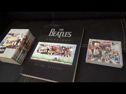 THE BEATLES ANTHOLOGY - CD's, DVD's, Book & Much More