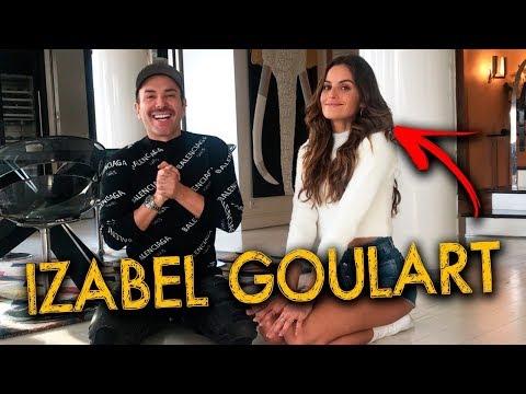15 curiosidades de Izabel Goulart  HotelMazzafera