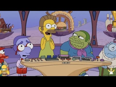 The Simpsons  INSIDE OUT PARODY