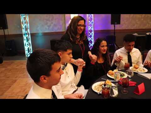 Albuquerque High School  State Senate Conference 2018 Speeded up