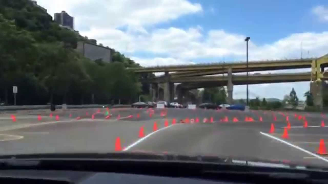 bmw ultimate driving experience 335i autocross - youtube