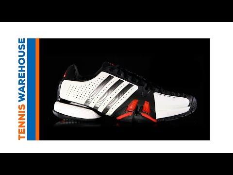 Prisionero Oxidar Afectar  adidas Barricade 7 Novak Pro Men's Shoe Review - YouTube