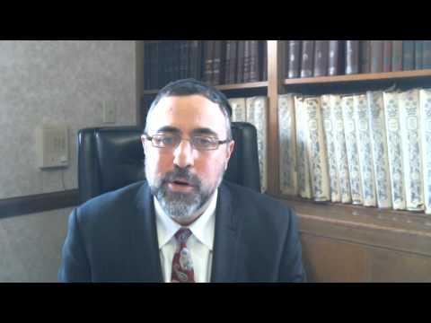 Video Vort - Noach 5774 - Rabbi Etan Tokayer