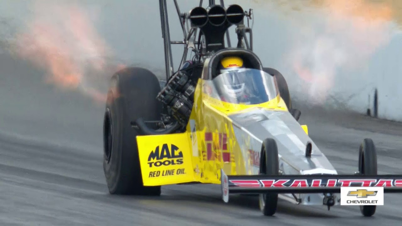 NHRA 101: Top Fuel dragster wings - YouTube
