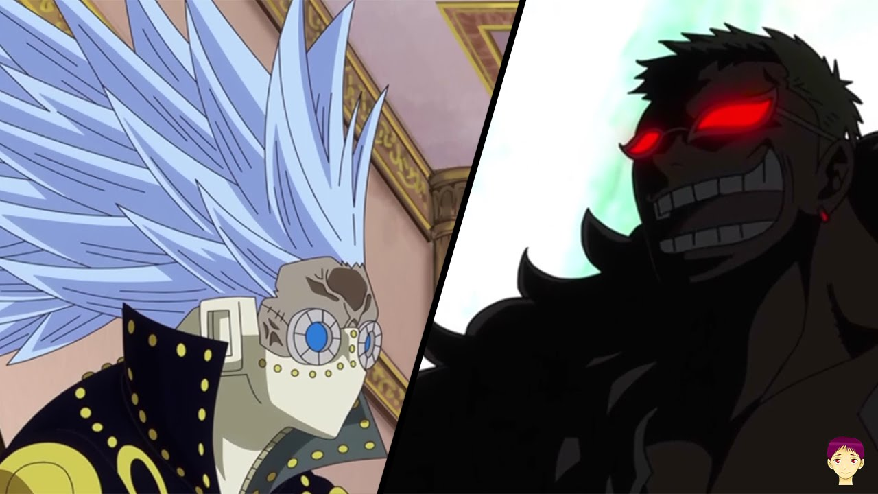 One Piece ワンピース Episode 653 Anime Review - Void Century ...