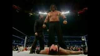The Great Khali debut in WWE