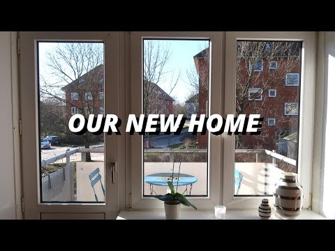 OUR NEW APARTMENT & How to Find an Apartment in Denmark | Merete