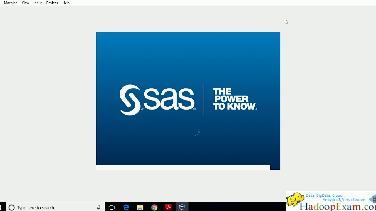 Training : SAS BASE Certification Professional with Practice