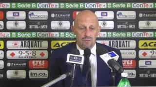 Conferenza Mimmo Di Carlo alla vigilia di SPAL-Spezia 09-12-2016