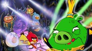 Angry Birds Epic: HalloWeen Final King Pig Boss  - Mother Golden Pig