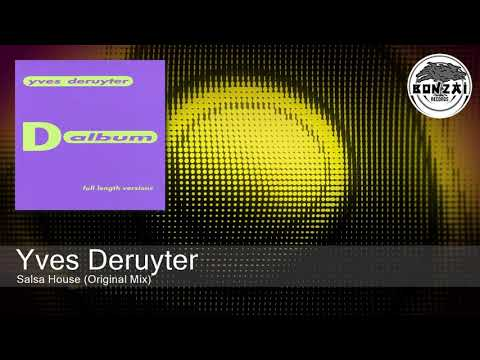 Yves Deruyter - Salsa House (Original Mix)