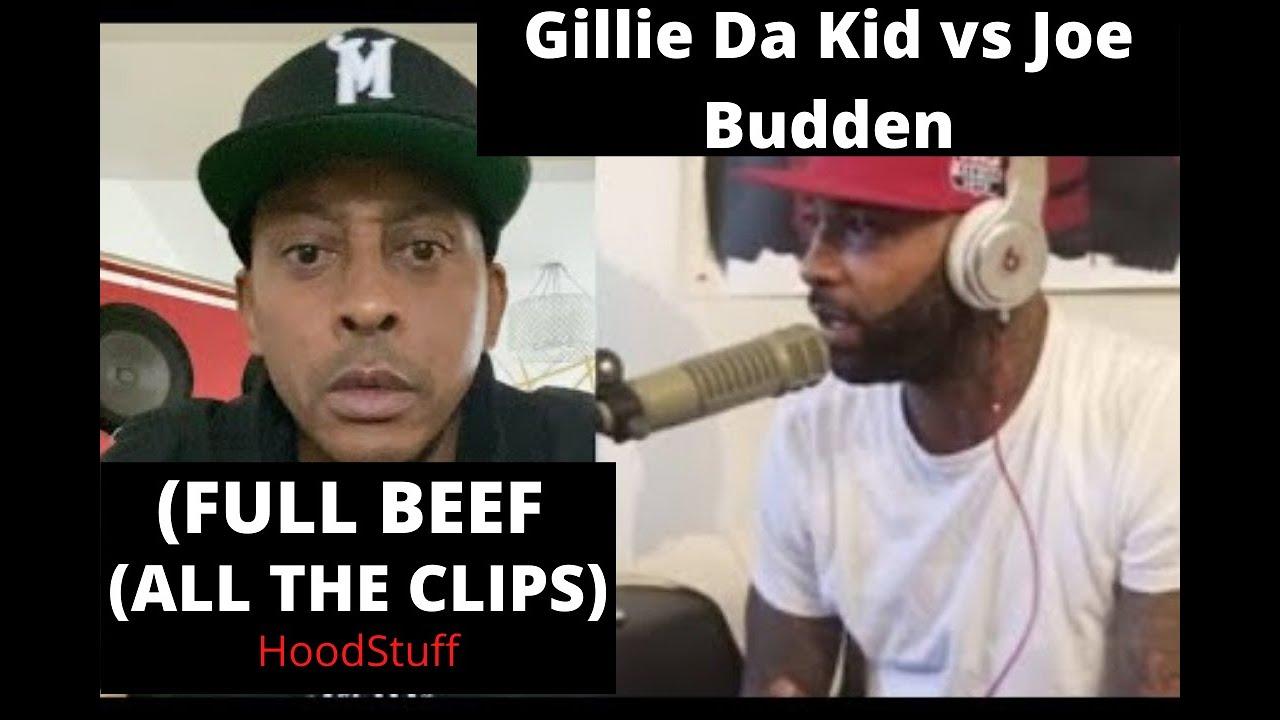 Gillie Da Kid vs Joe Budden (ALL THE CLIPS)