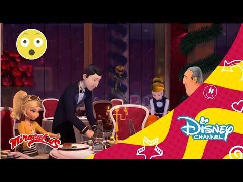 """Videoclip Las aventuras de Ladybug - """"Un gato en la noche soy""""   Disney Channel Oficial"""