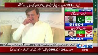 Saad Rafique rigged election: Humayun Akhtar | City 42